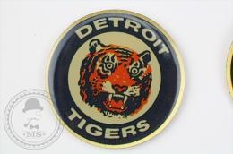 Detroit Tigers Baseball Club - Pin Badge #PLS - Béisbol