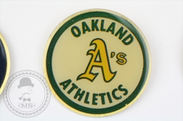 Oakland Athletics Baseball Club - Pin Badge #PLS - Béisbol