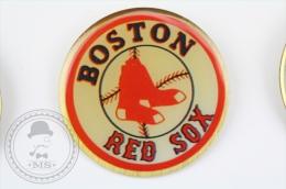 Boston Red Sox Baseball Club - Pin Badge #PLS - Béisbol