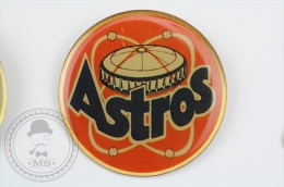 Astros Huston Baseball Club - Pin Badge #PLS - Béisbol