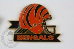 Cincinnati Bengals American Football Team - Pin Badge #PLS - Fútbol