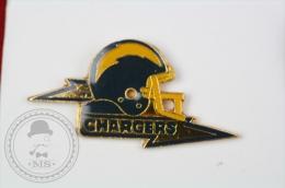 San Diego Chargers American Football Team - Pin Badge #PLS - Fútbol