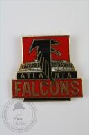 Atlanta Falcons American Football Team - Pin Badge #PLS - Fútbol