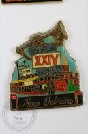 Super XXIV Bowl, New Orleans - Pin Badge #PLS - Fútbol