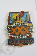Super XXX Bowl, January 28, 1996 Arizona - Pin Badge #PLS - Fútbol