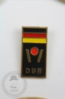 DBB - Germany Basketball Team - Pin Badge #PLS - Baloncesto