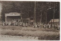 Nr.  1584 ,  FOTO-AK  Waldoper In Zoppot, Sopot,  1920 - Westpreussen