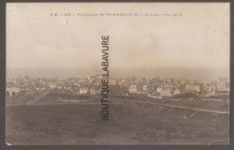 62--Panorama De WIMEREUX En Trois Vues N° 2---pas Courante - Andere Gemeenten