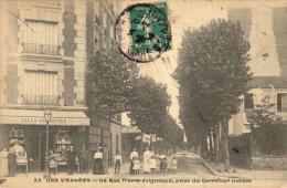 92 La Garenne Colombes. Les Vallées. Rue Pierre Joigneaux - La Garenne Colombes