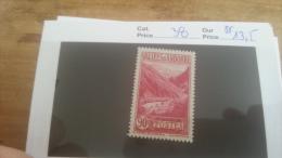 LOT 225658 TIMBRE DE ANDORRE NEUF** N�38 VALEUR 13,5 EUROS