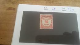 LOT 225669 TIMBRE DE ANDORRE NEUF* N�11 VALEUR 29 EUROS