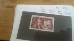 LOT 225685 TIMBRE DE ANDORRE NEUF* N�183 VALEUR 11,5 EUROS