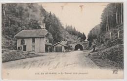 BUSSANG (Vosges) - Col De Bussang, Le Tunnel (côté Français) - Bussang