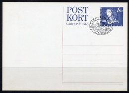 SWEDEN 1976 Swedish Settlement In Delaware Postal Stationery Card, Cancelled..   Michel P99 - Postal Stationery