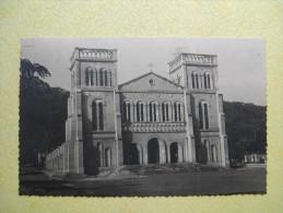 BANGUI. La Cathédrale. - Centraal-Afrikaanse Republiek