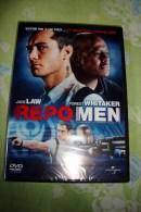 Dvd Zone 2 Repo Men 2009 Jude Law Vostfr + Vfr - Sciences-Fictions Et Fantaisie