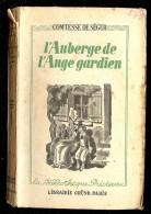 LA CONTESSE DE SEGUR L'auberge De L'ange Gardien - Bücher, Zeitschriften, Comics