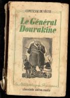 LA CONTESSE DE SEGUR Le Général Dourakine - Libros, Revistas, Cómics