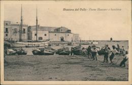 ITALIE MAZZARA DEL VALLO / Fuime Mazzaro E Banchina / - Mazara Del Vallo