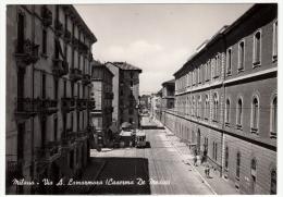 MILANO - VIA A. LA MARMORA - CASERMA DE MEDICI - Milano
