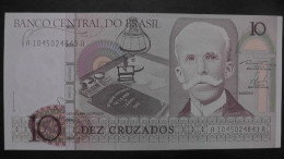 Brasil - 10 Pesos Argentinos - 1986 - P 209a - Unc - Look Scan - Brasilien