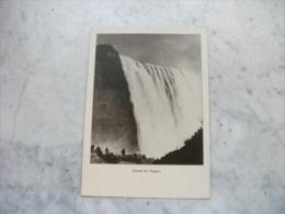Viaggio Nell'america Del Nord Per L'esposizione Di Chicago 1933 I Grandi Viaggi  Cascate Del Niagara - Esposizioni