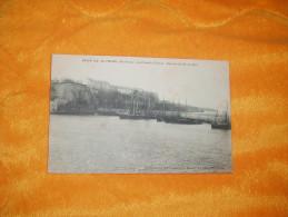 CARTE POSTALE ANCIENNE NON CIRCULEE DATE ?. / BELLE-ILE. LE PALAIS (MORBIHAN) - LA CITADELLE VAUBAN - CASERNE DU 62E DE - Belle Ile En Mer