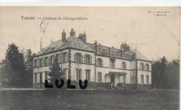 DEPT 03 ; Yzeure , Chateau De Champvalliers - Francia
