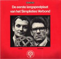 * LP *  DE EERSTE LANGSPEELPLAAT VAN HET SIMPLISTIES VERBOND (Holland 1975) - Humor, Cabaret