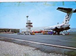 AK AERODROME AIRPORT  LETALISCE MARIBOR  SLOWENIEN ALTE POSTKARTE 1978 - Aerodrome