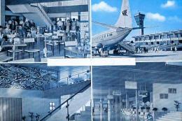 AK AERODROME AIRPORT ZAGREB KROATIEN ALTE POSTKARTEN - Aerodrome