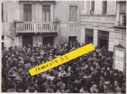 Venezia-teatro Malibran-prima Opera Uragano.foto Originale 23x17-rara - Teatro, Travestimenti & Mascheramenti