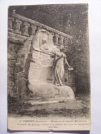 CPA Nontron (24) - Monument De Camille Chabaneau - Nontron