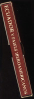 AFINSA - COLECCION DE ECUADOR MARTIN DE BUSTAMANTE & PAISES IBEROAMERICANOS , RELIÉ A4 DE 352 PAGES DE 1996 - LUXE - Catalogues For Auction Houses