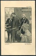 WW2 PROFITTO DEI FERITI D'ITALIA Italy Patriotic Postcard - Le Strage Degli Innocenti - Patriotic