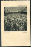 WW2 PROFITTO DEI FERITI D'ITALIA Italy Patriotic Postcard - Heimat