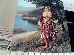 MACEDONIA  MAVROVO COSTUME  FOLK   V1980 EM9293 - Macedonia