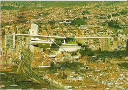 COLOMBIA- 1970`S-   AVIATION ( 48 ).- CESSNA 172-M    ( .-.-..-...-.-. ). MINT- MOVIFOTO - 1946-....: Moderne