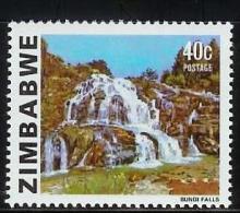 ZIMBABWE, 1983, Mint Never Hinged Stamp(s) Bundi Fall, MI Nr(s). 271, #5079 - Zimbabwe (1980-...)