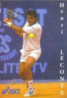 "Carte Postale ""Cart´Com"" (1996) - Asics France (Henri Leconte - Sport - Tennis) - Tennis"
