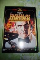 Dvd Zone 2 James Bond Les Diamant Sont Éternels Diamonds Are Forever Vostfr + Vfr - Sciences-Fictions Et Fantaisie