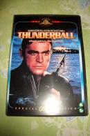 Dvd Zone 2 James Bond Thunderball Opération Tonnerre  Vostfr + Vfr - Sciences-Fictions Et Fantaisie