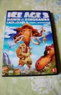 Dvd Zone 2 Ice Age 3 Age De Glace 3 Le Temps Des Dinosaures Vostfr + Vfr - Animation