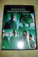 Dvd Zone 2 Matrix Revolutions Édition 2 Dvd Vostfr + Vfr - Sciences-Fictions Et Fantaisie