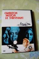 Dvd Zone 2 Charlton Heston Le Survivant Omega Man 1971 Vostfr + Vfr - Sciences-Fictions Et Fantaisie
