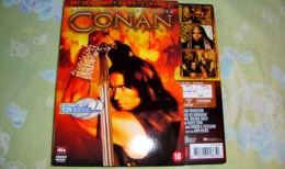 Dvd Zone 2 Conan Le Barbare Édition Spéciale 2 Dvd John Milius 1981 Vostfr + Vfr - Sciences-Fictions Et Fantaisie