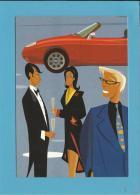 FIAT Barchetta - PUBLICIDADE - Advertising - Portugal - 2 SCANS - Advertising