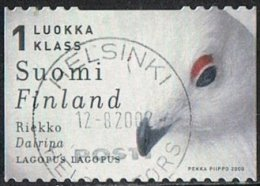 Finland SG1607 2000 Provincial Birds And Fish (3rd Series) 1 Klass Good/fine Used - Gebraucht