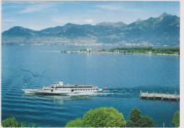 SUISSE,SWITZERLAND,SWISS, HELVETIA,SCHWEIZ,lac,bateau,montreux,vevey,bouveret,rochers De Naye - Suisse