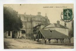CPA  51  :    PARGNY Lès REIMS  Le Château     1911    A    VOIR  !!!! - Otros Municipios